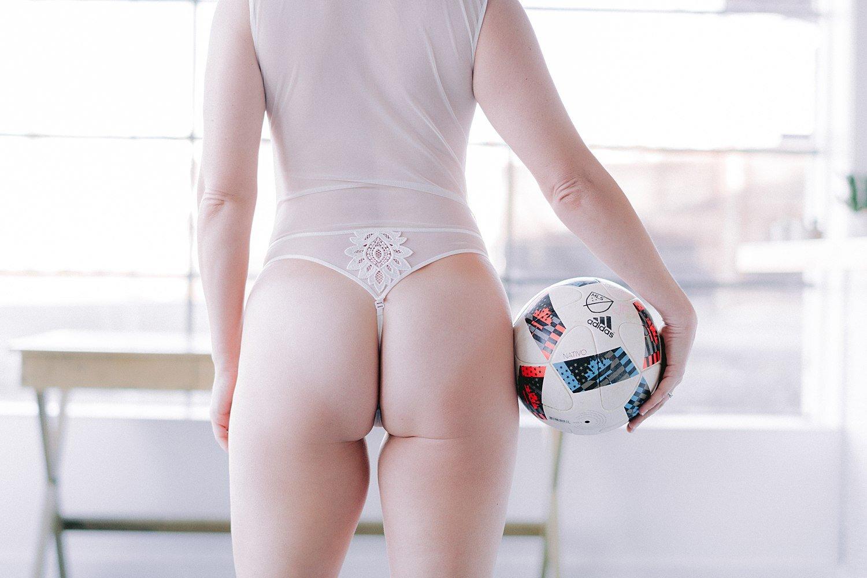 soccer ball boudoir