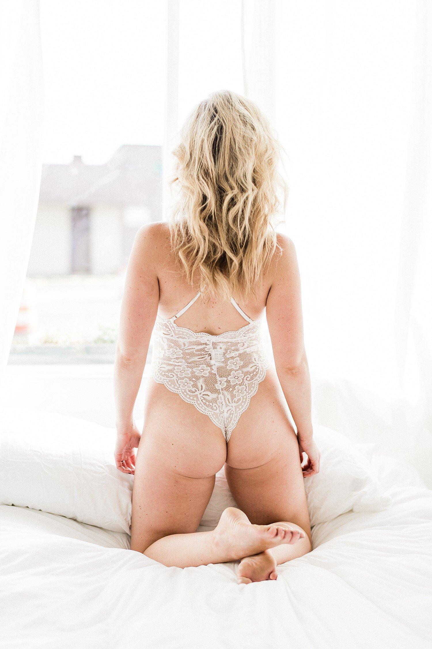 one piece lingerie boudoir