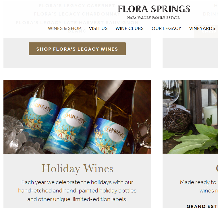 Flora Springs - my wine label.PNG