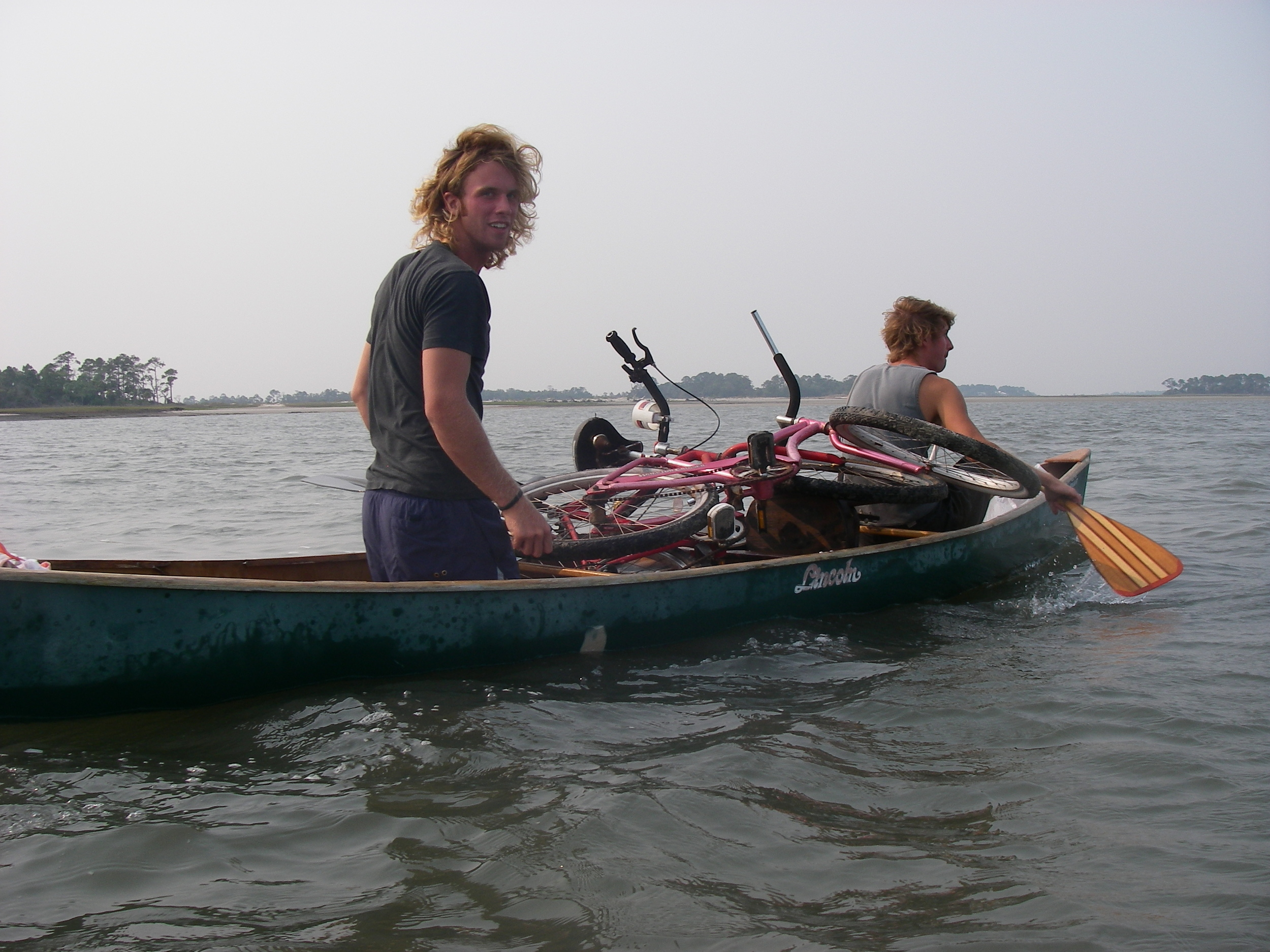 Canoeing to Little Tybee.JPG