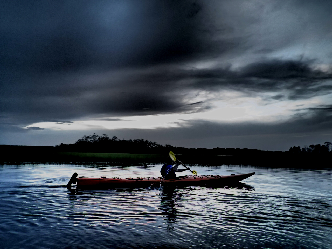 Savannah Canoe Kayak Full Moon Paddle.JPG