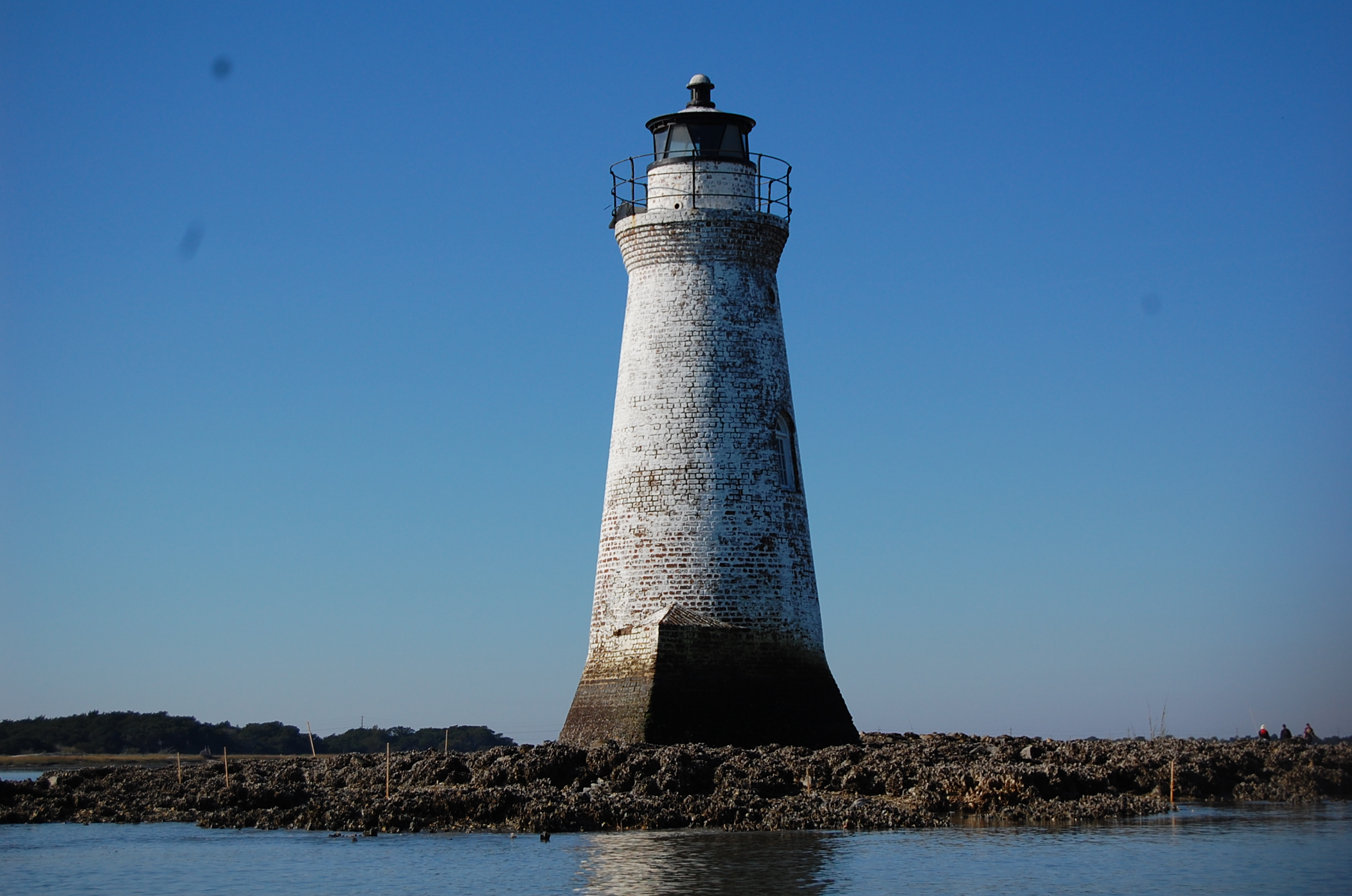 Cockspur Lighthouse Tour.JPG