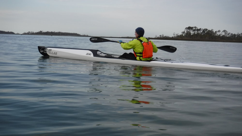 Surf Ski Instruction — Savannah Canoe and Kayak