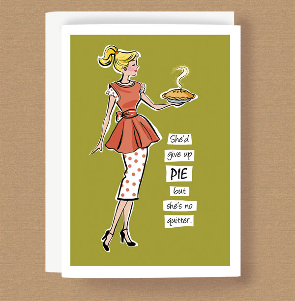 Fashionista card w - Pie Girl.jpg