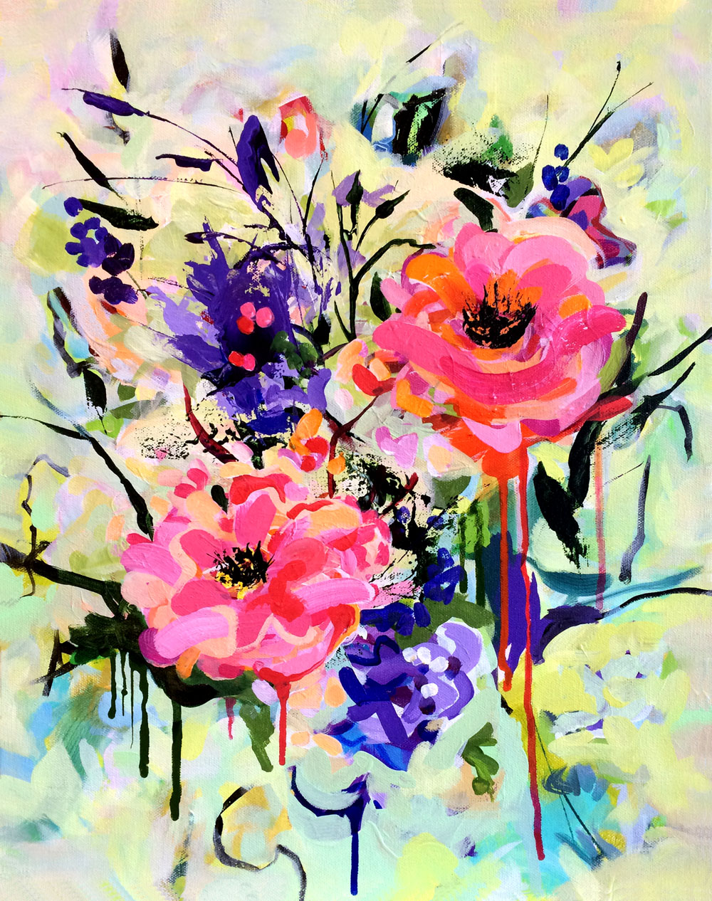 """Prairie Roses"""