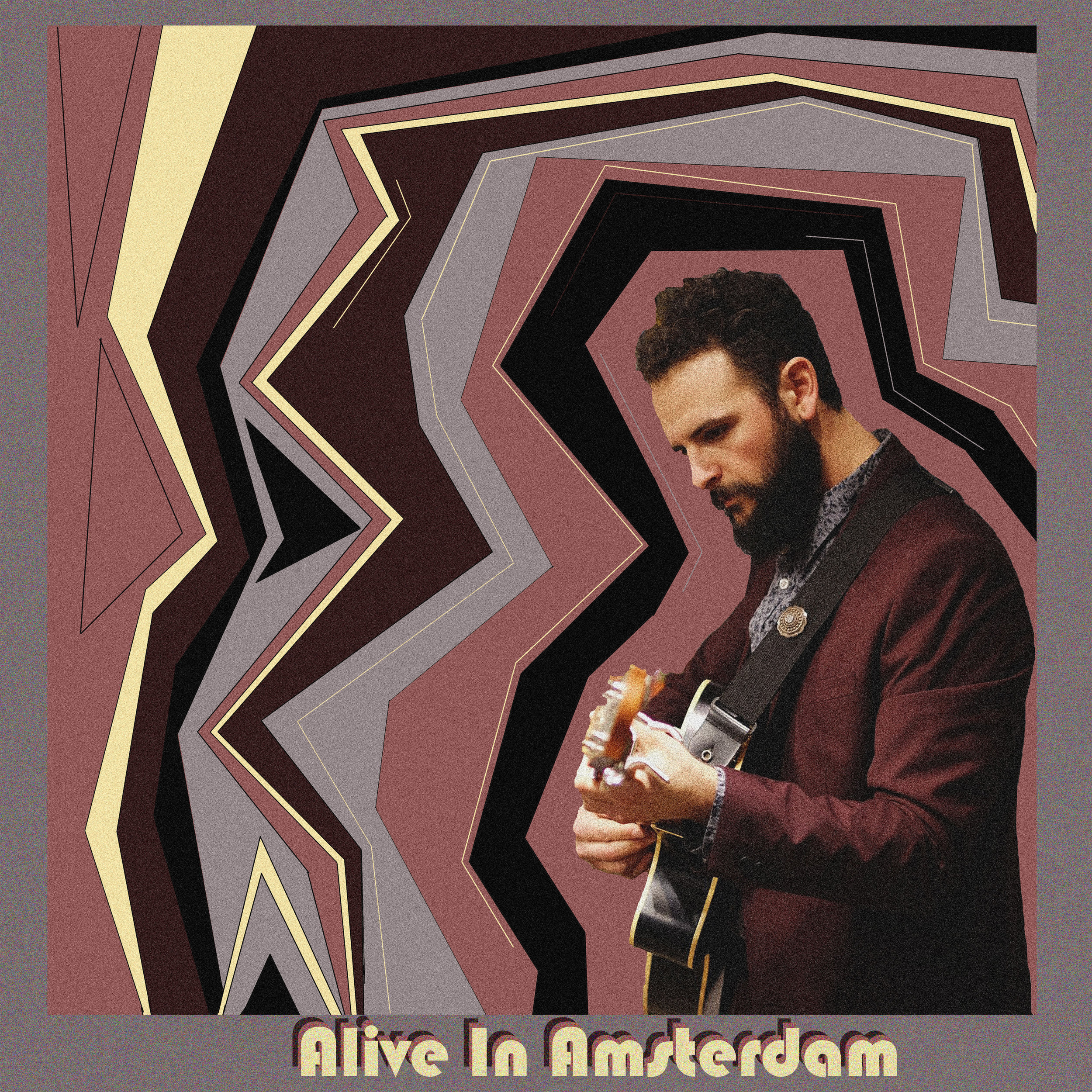 "Comprised of material recorded live in 4 cities (Amsterdam, Breda, Gothenburg and Hamburg) during a 2018 Scandinavian Tour, ""Alive in Europe"" captures Whitebrow's Gabriel DeSantis in a stripped down and unbridled solo performance.  Spotify -  https://open.spotify.com/album/7ePsXQz9VhQqzHVzfYeGJh   Apple Music -  https://itunes.apple.com/ca/album/alive-in-amsterdam/1434778380"