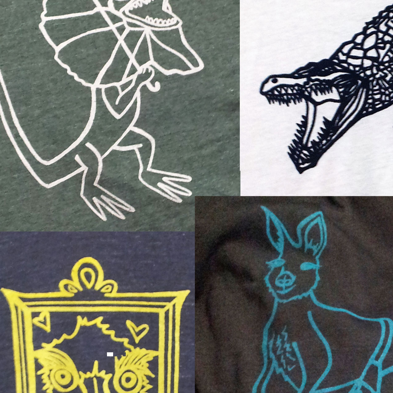 Here is a sneak peek of our new designs!