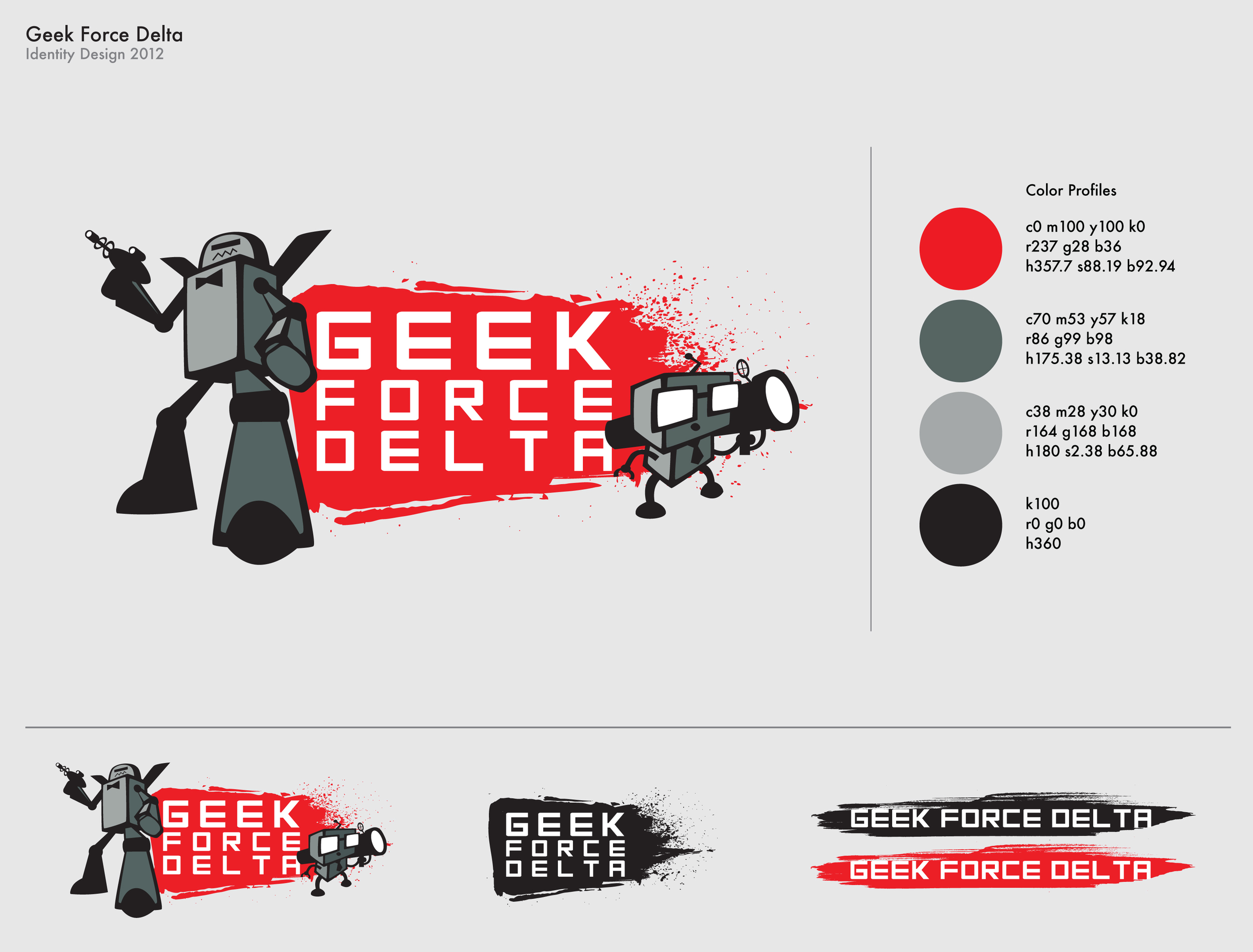 Geek Force Delta