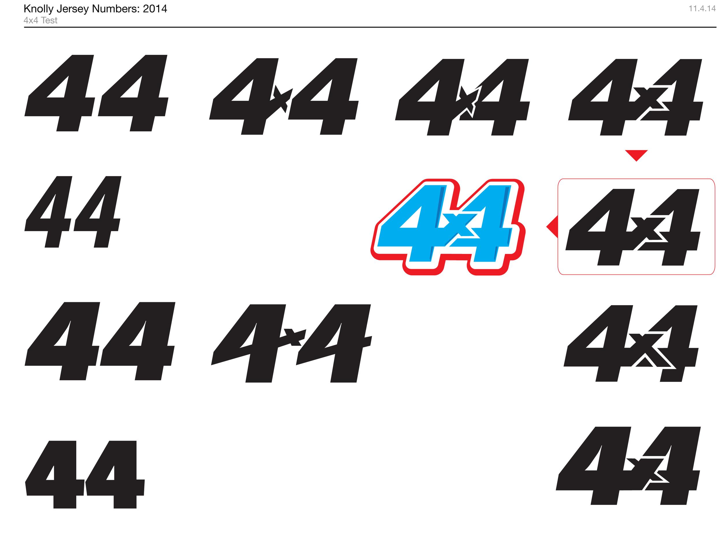 Knolly 4x4 Logo Test
