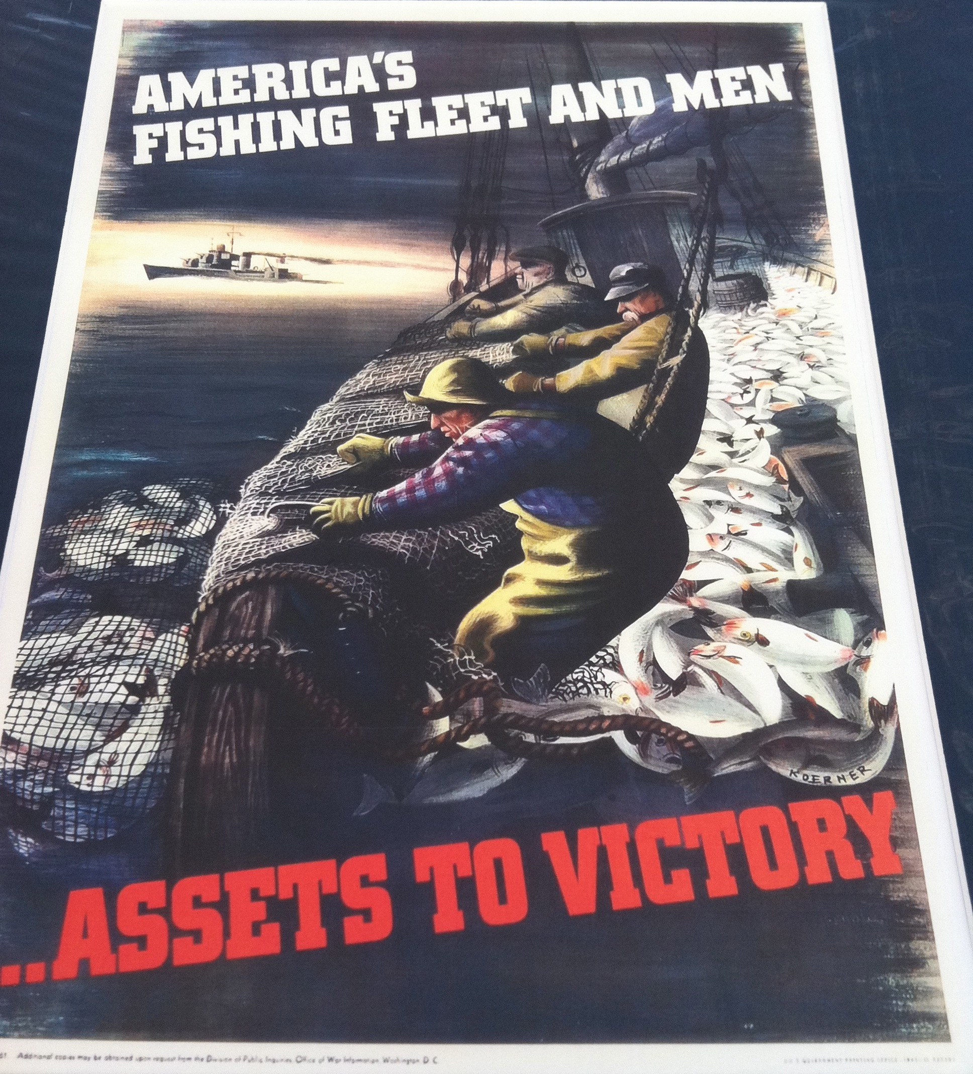 Assets to Victory