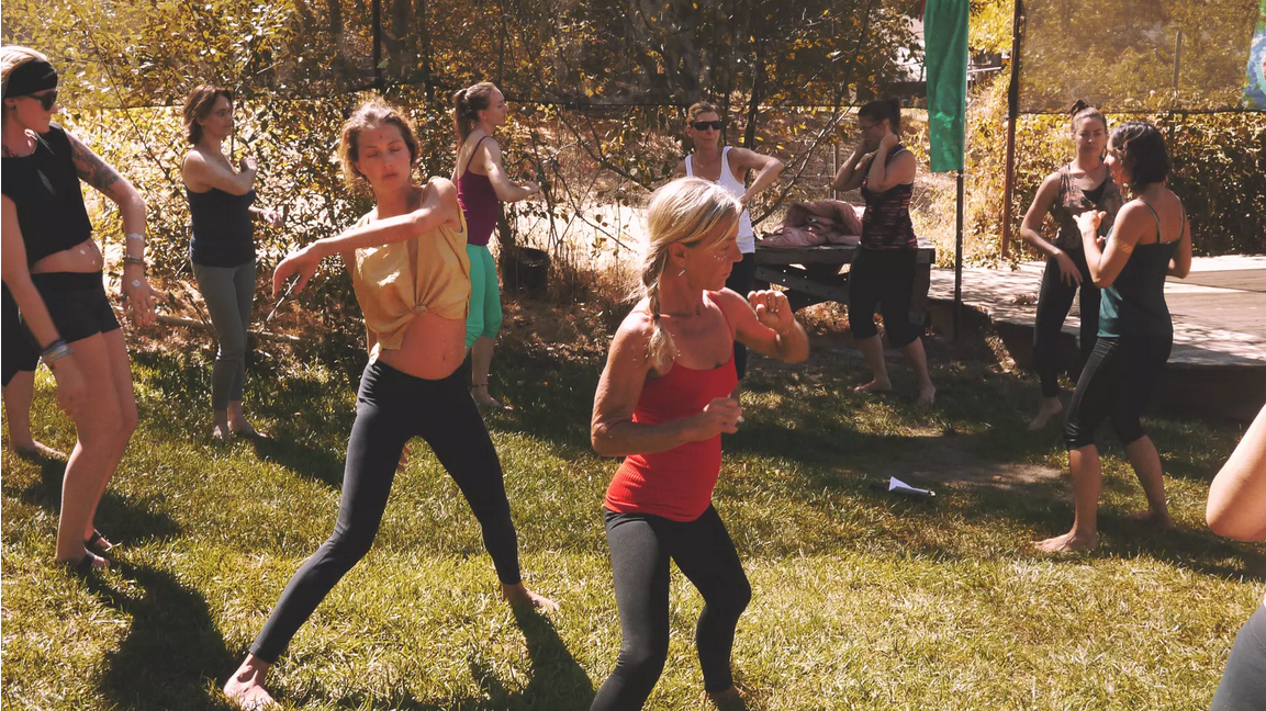 Mindful Movement | 5Rhythms Inspired
