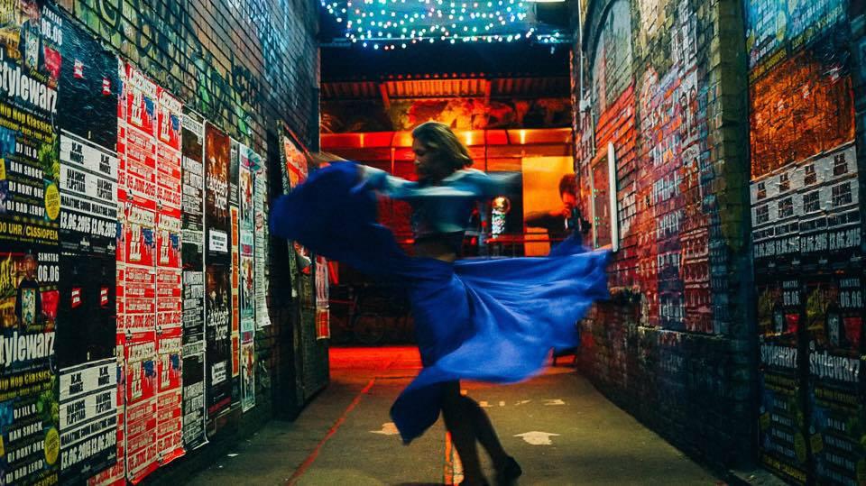 Always dancing, Berlin 2015