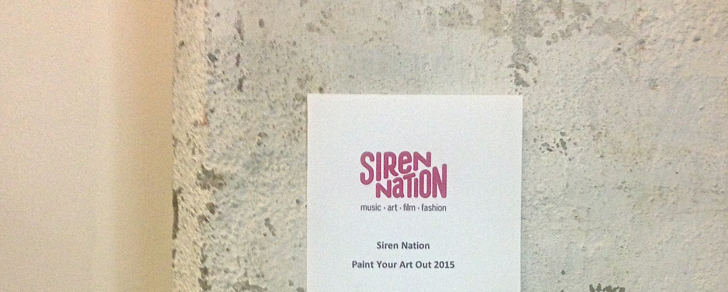 Siren Nation is a nonprofit organization devoted to inspiring women in the arts. Our mission is to inspire and empower women of all ages to create their own art and to highlight the many achievements of women in the arts.