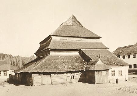 Gwoździec Synagogue
