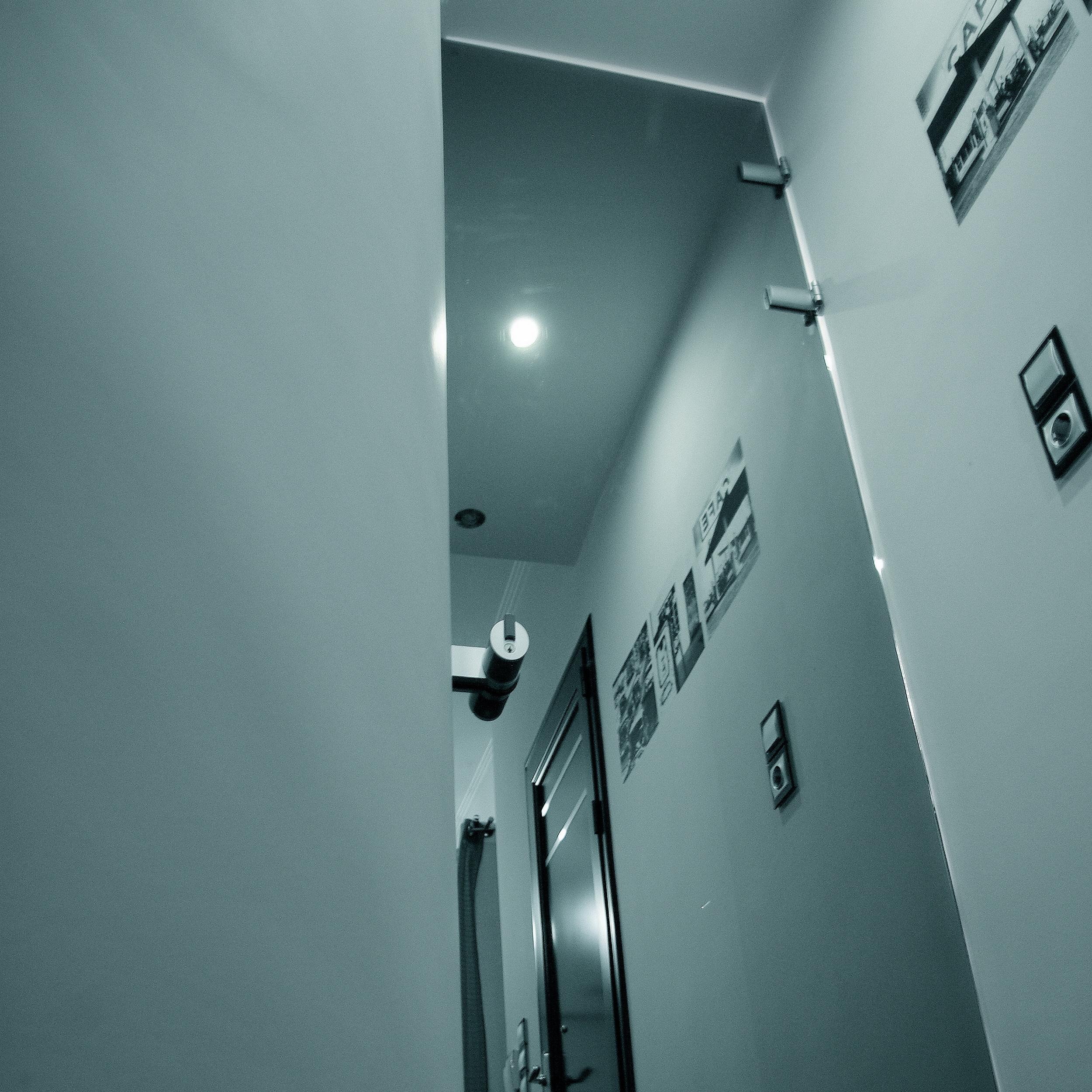 Γυάλινες Ανοιγόμενες Πόρτες