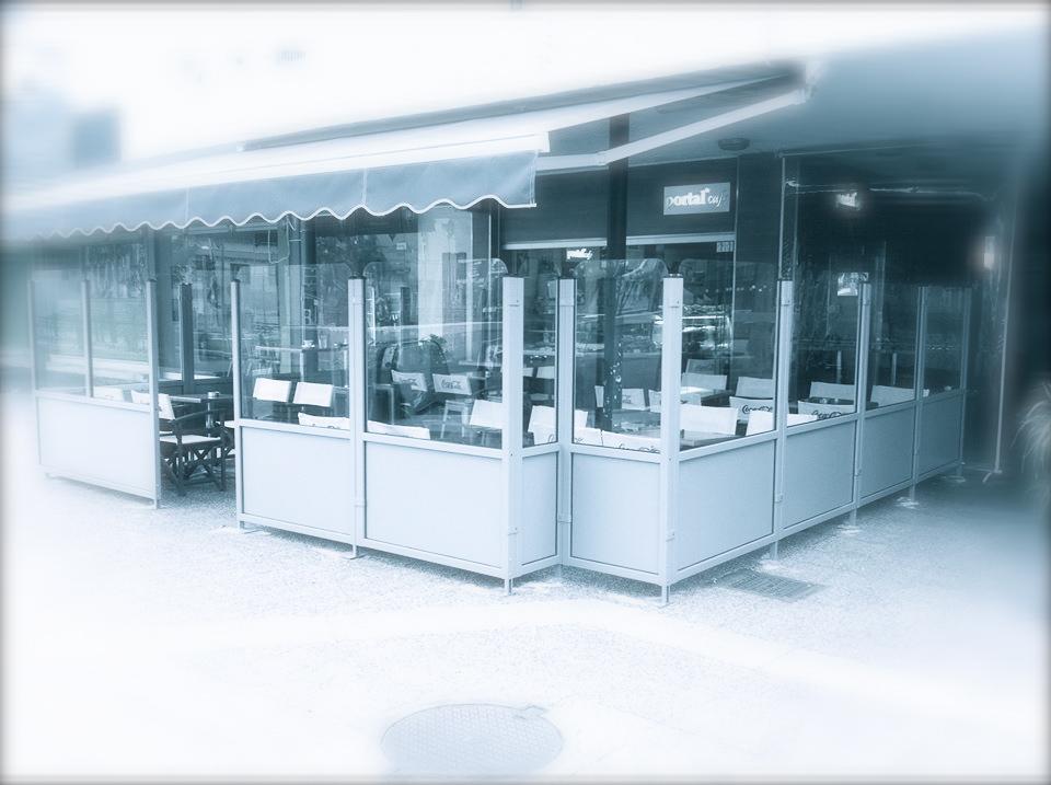 Ανεμοφράκτες  CTglass PF Model