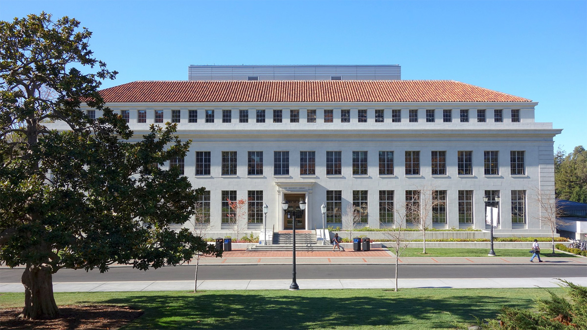 The Bancroft Library, UC Berkeley, CA