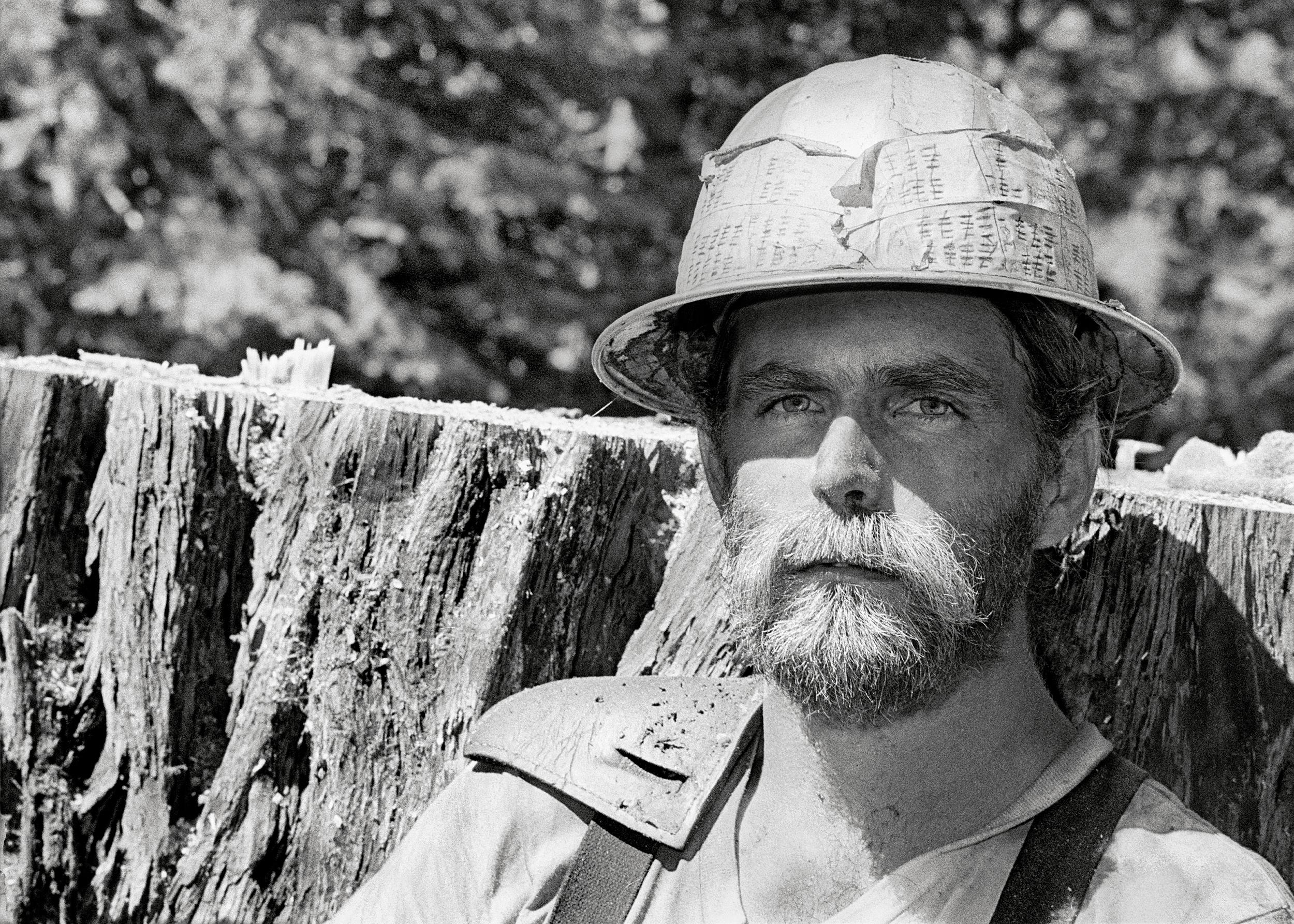 Jim Nelson, Timber Faller, 1988