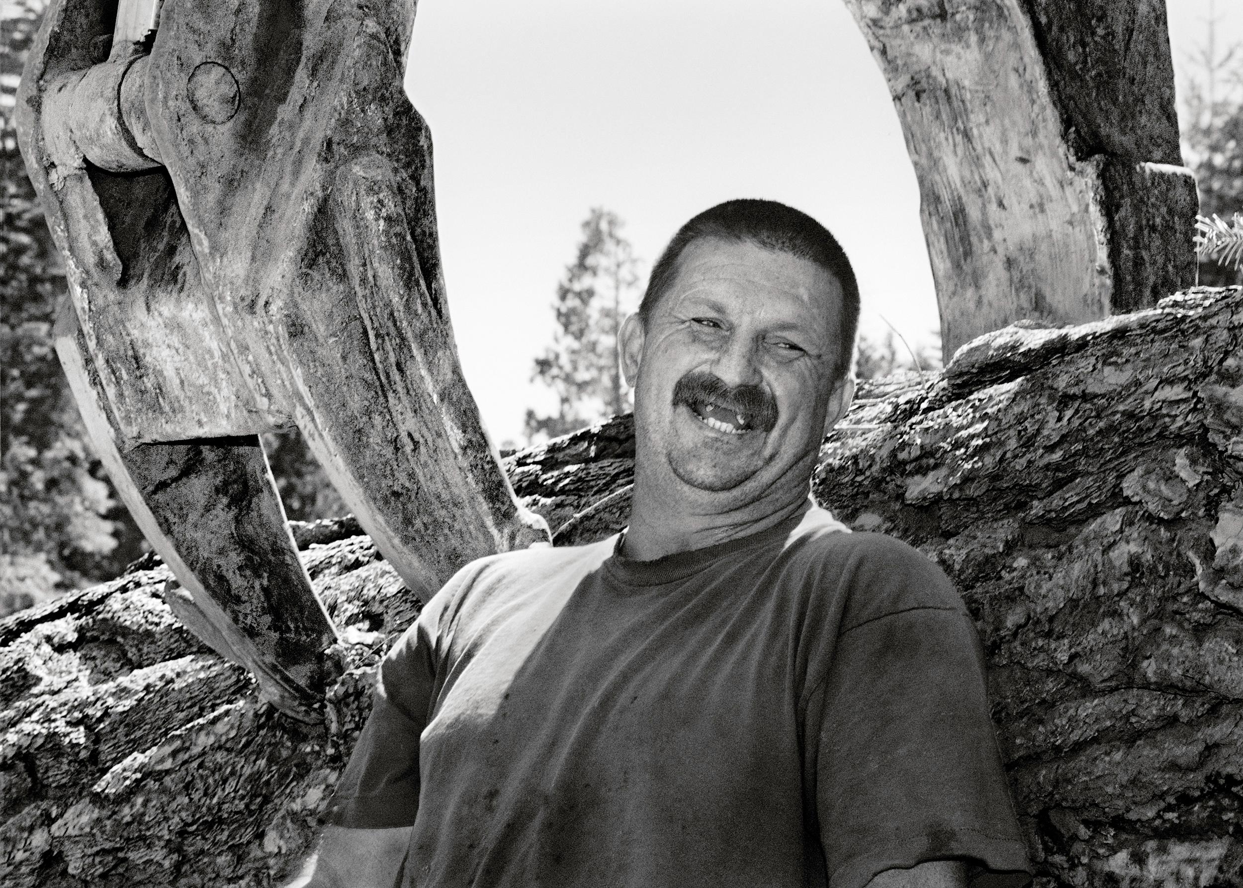 Robert Ambrosini, Loader Operator, 2004