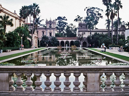 Balboa Park, San Diego (Designed Landscape). Photo Courtesy of TCLF.com