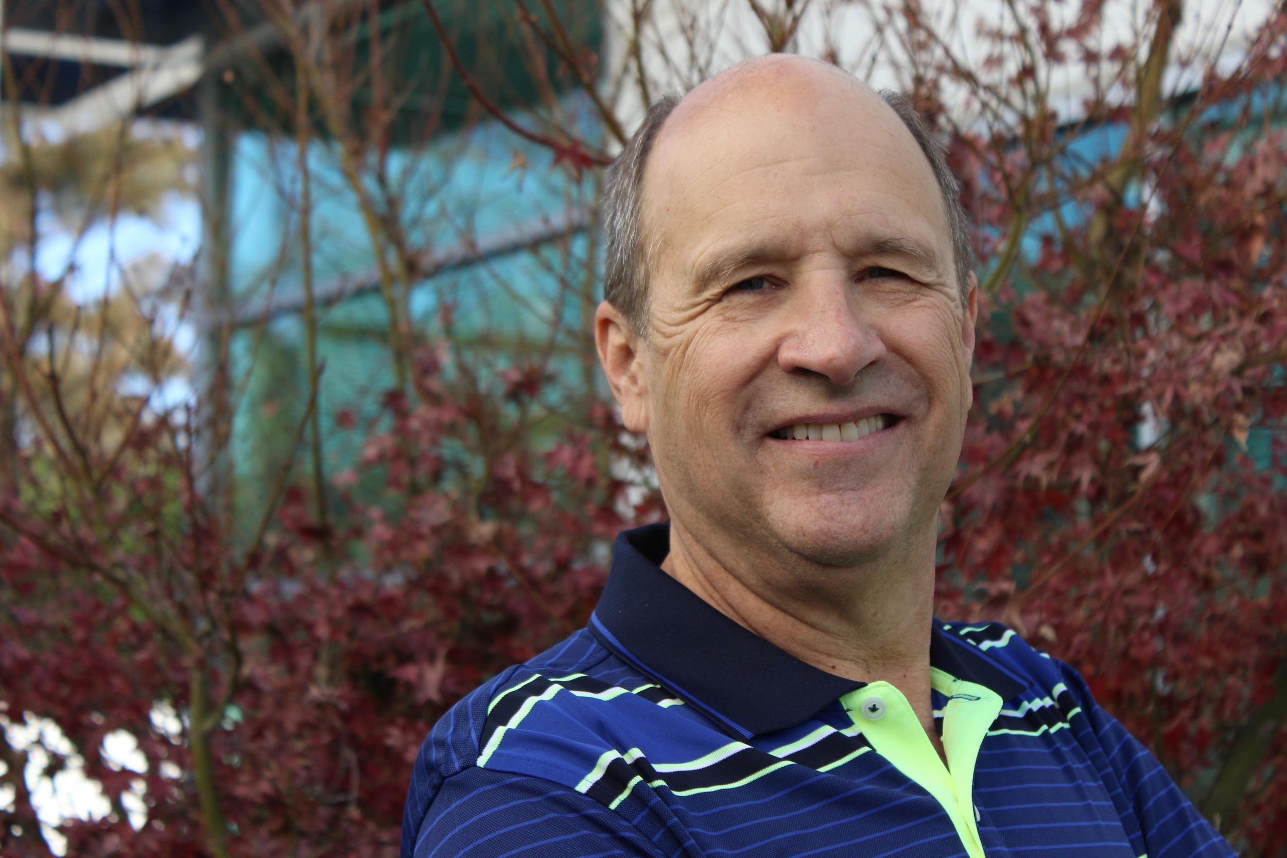 DAVID HOGAN, AICP