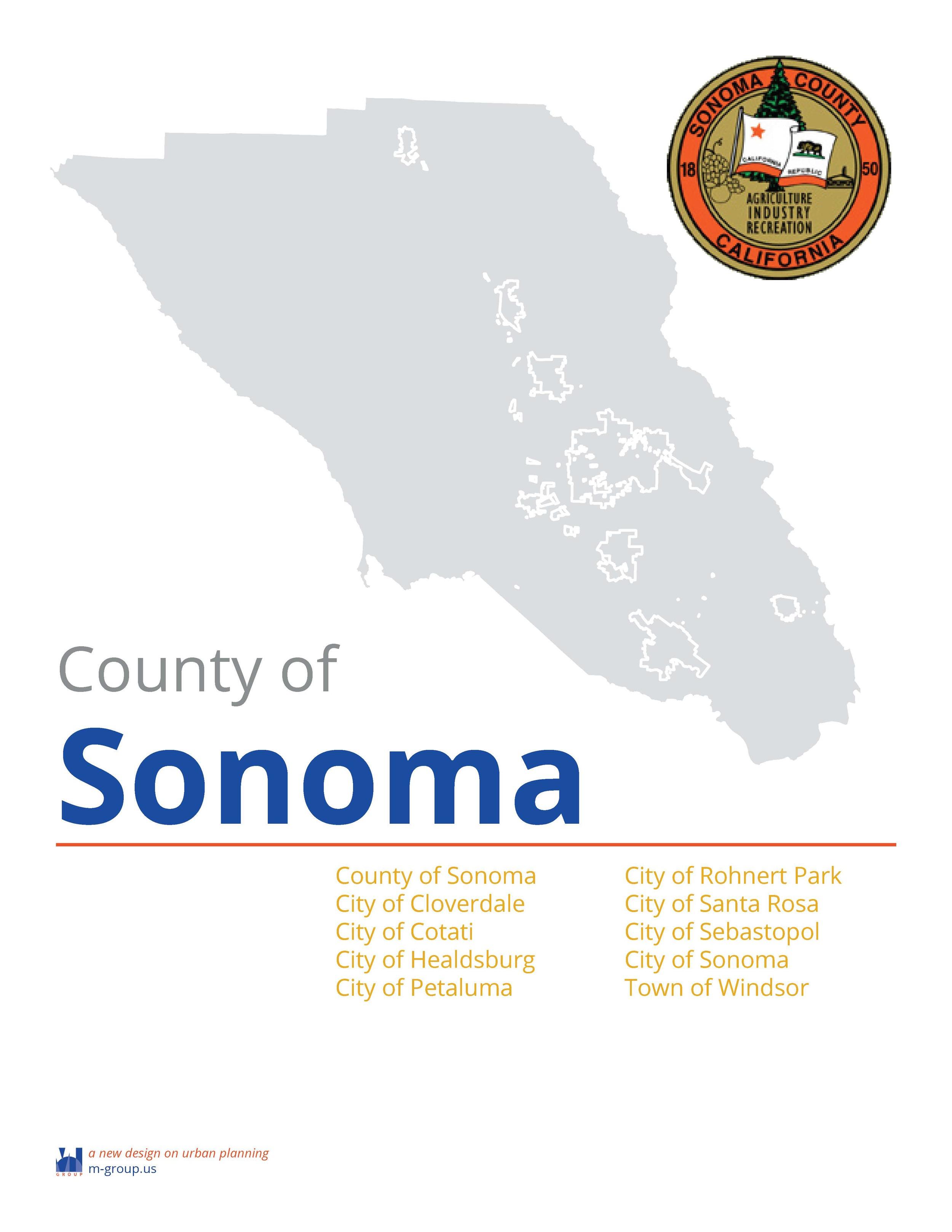Download Sonoma County.