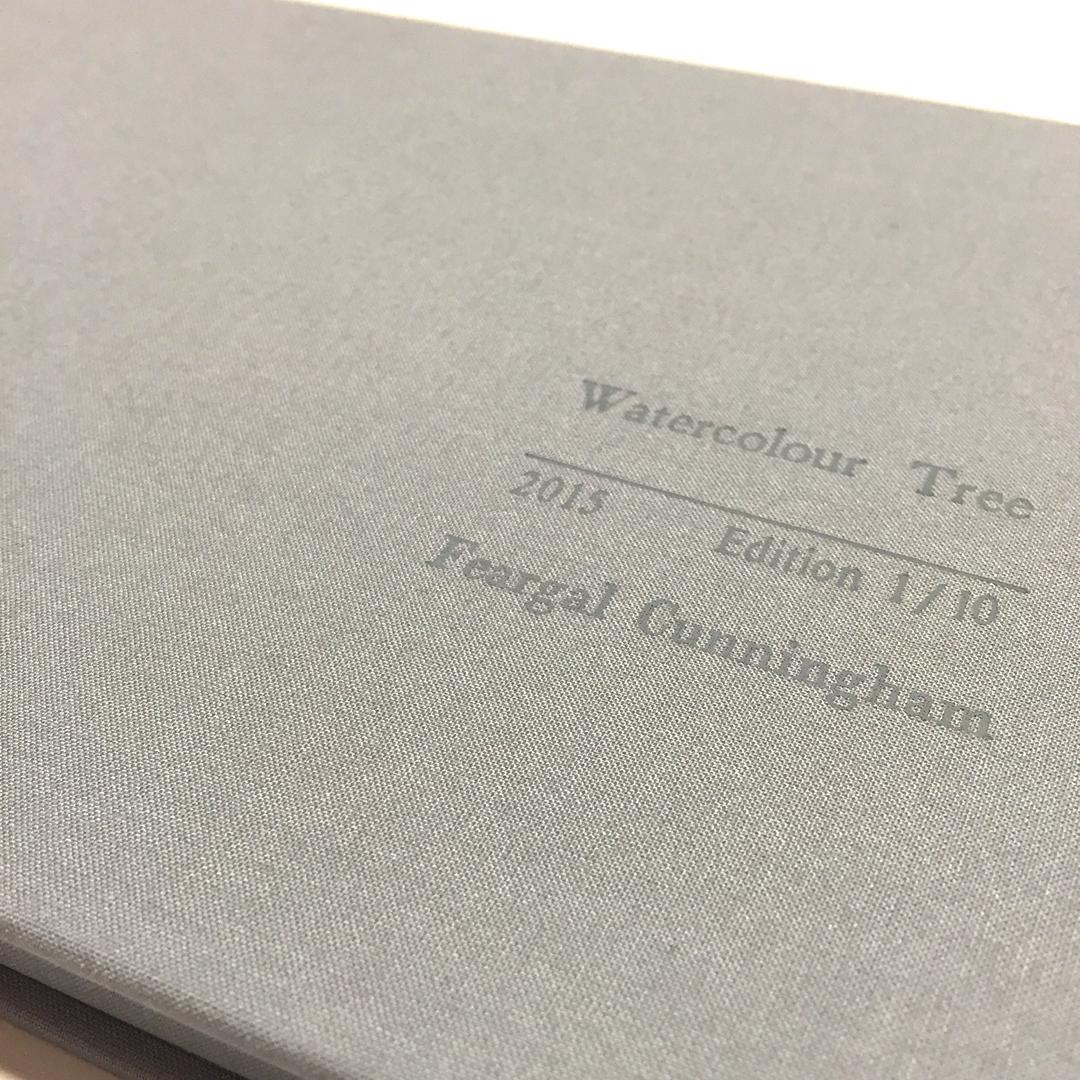Watercolour Tree - Print Set Box