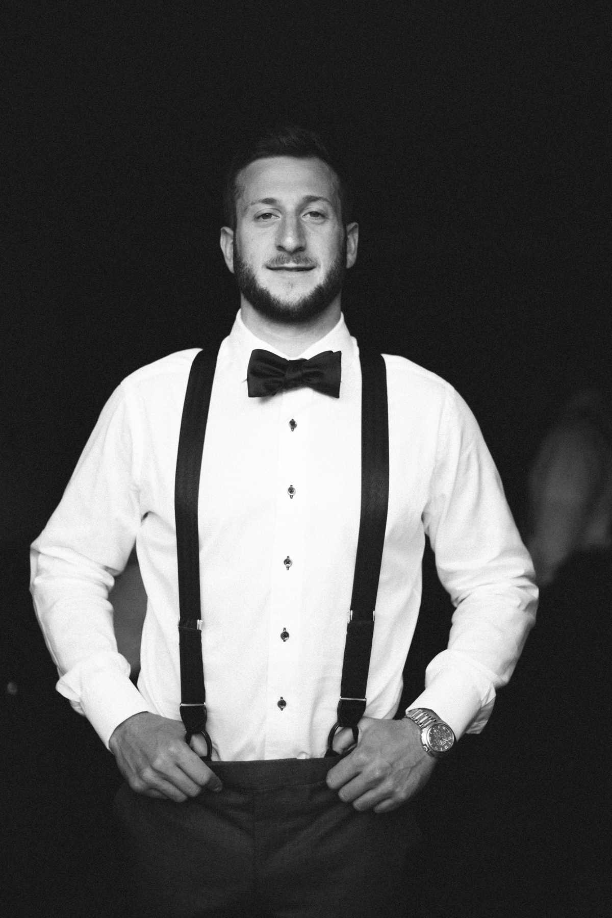 043-beaver-creek--groom--decor--bow-tie--wedding-photography--black-and-white.jpg