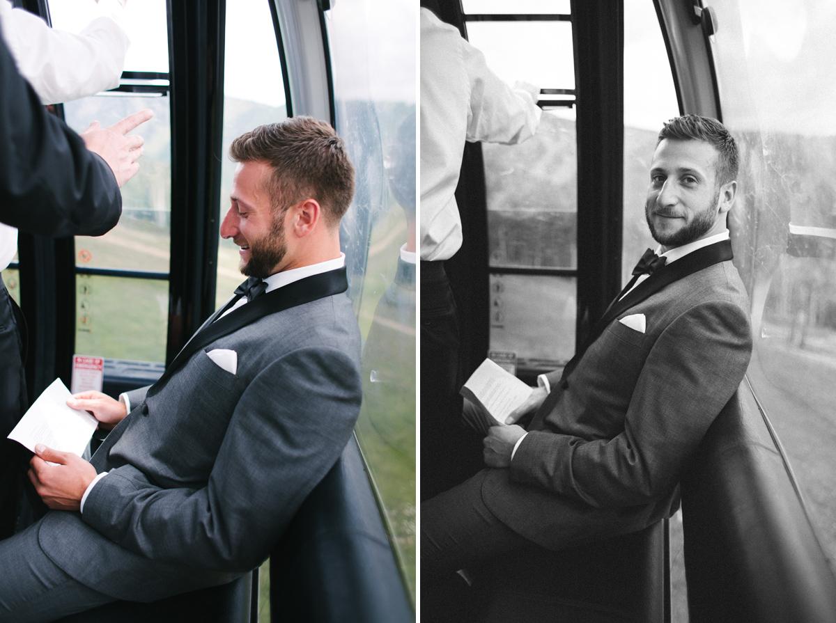 087-beaver-creek--groom--wedding-photo--gondola--groomsmen--black-and-white.jpg