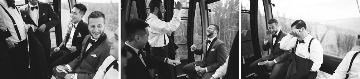 090-beaver-creek--groom--wedding-photo--gondola--groomsmen--black-and-white.jpg