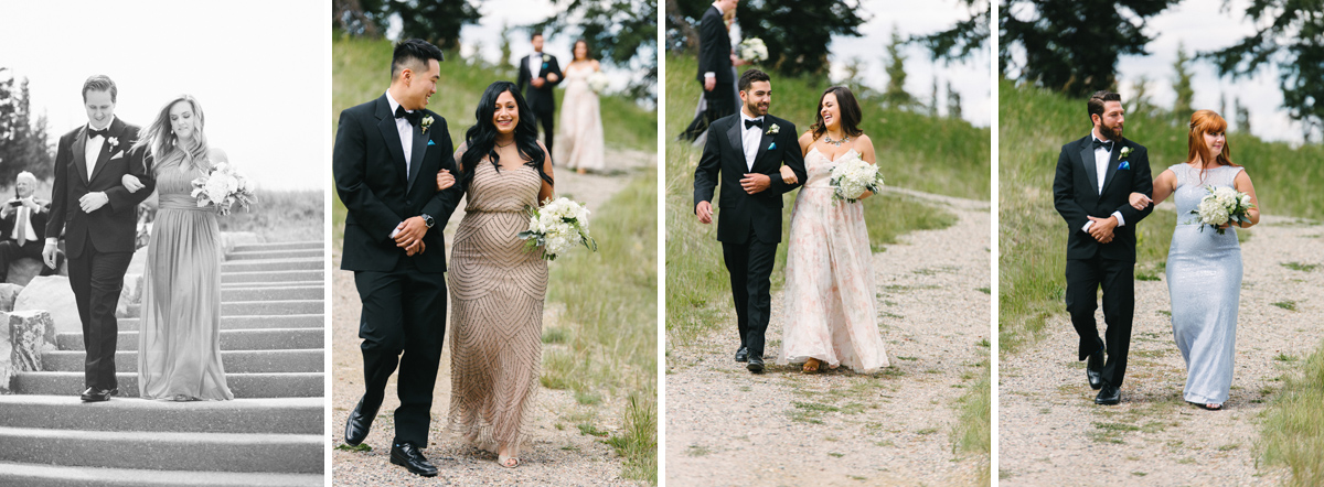 109-beaver-creek--bridal-party--wedding-processional--black-and-white.jpg