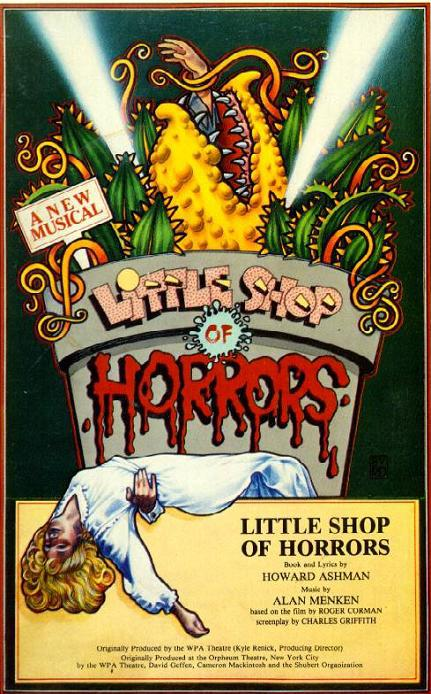 LITTLE SHOP OF HORRORS - Theatre Under The Stars