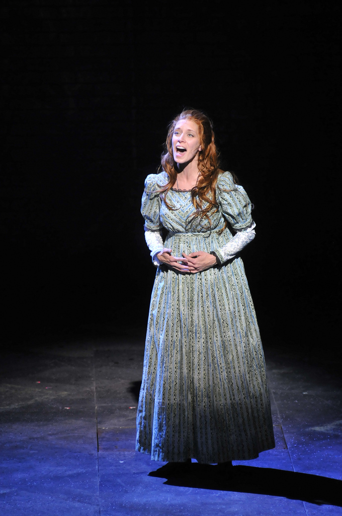 """Fantine in """"Les Miserables"""" (Western Canada Theatre)"""