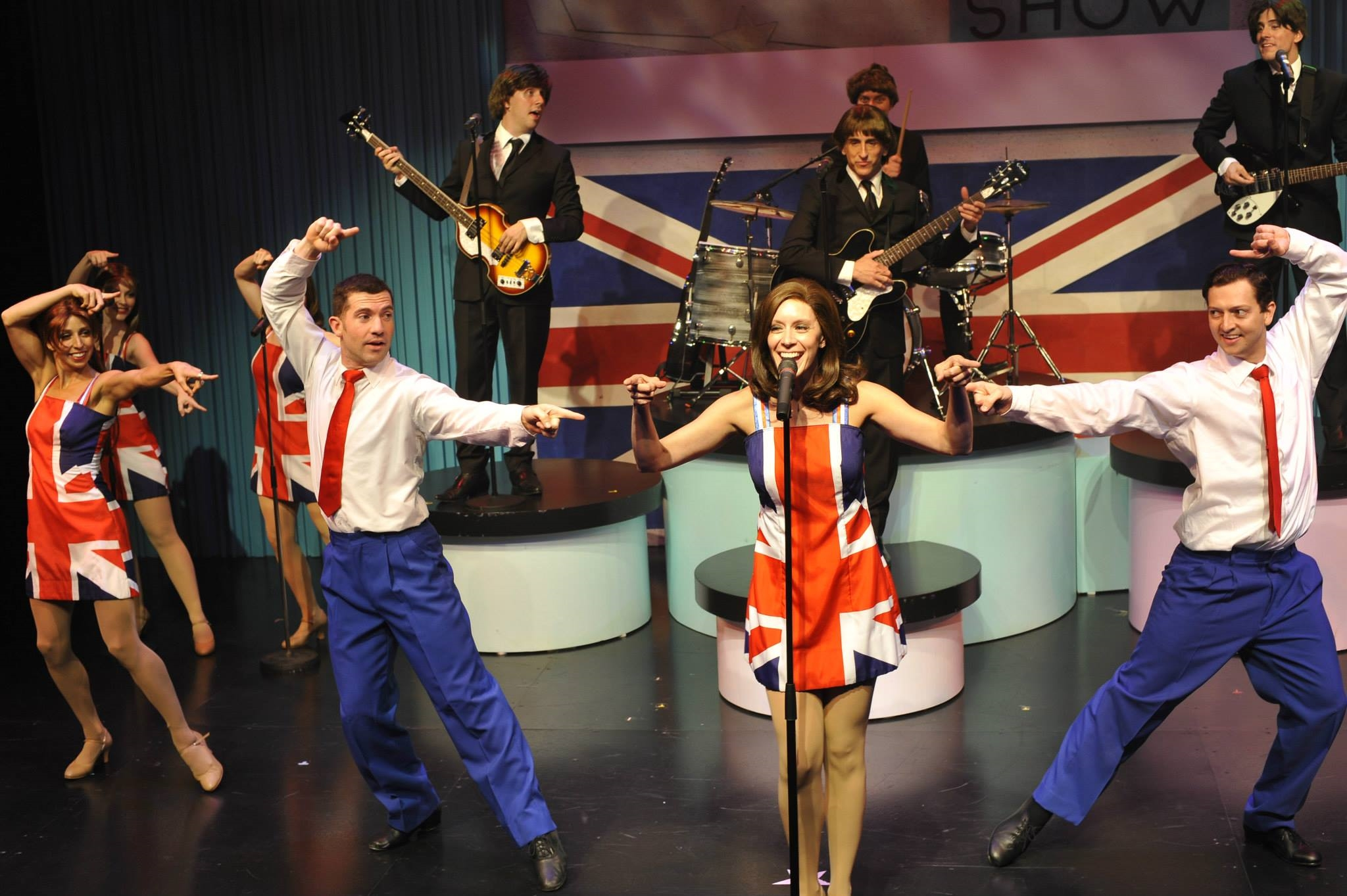 Twist and Shout - Chemainus Theatre