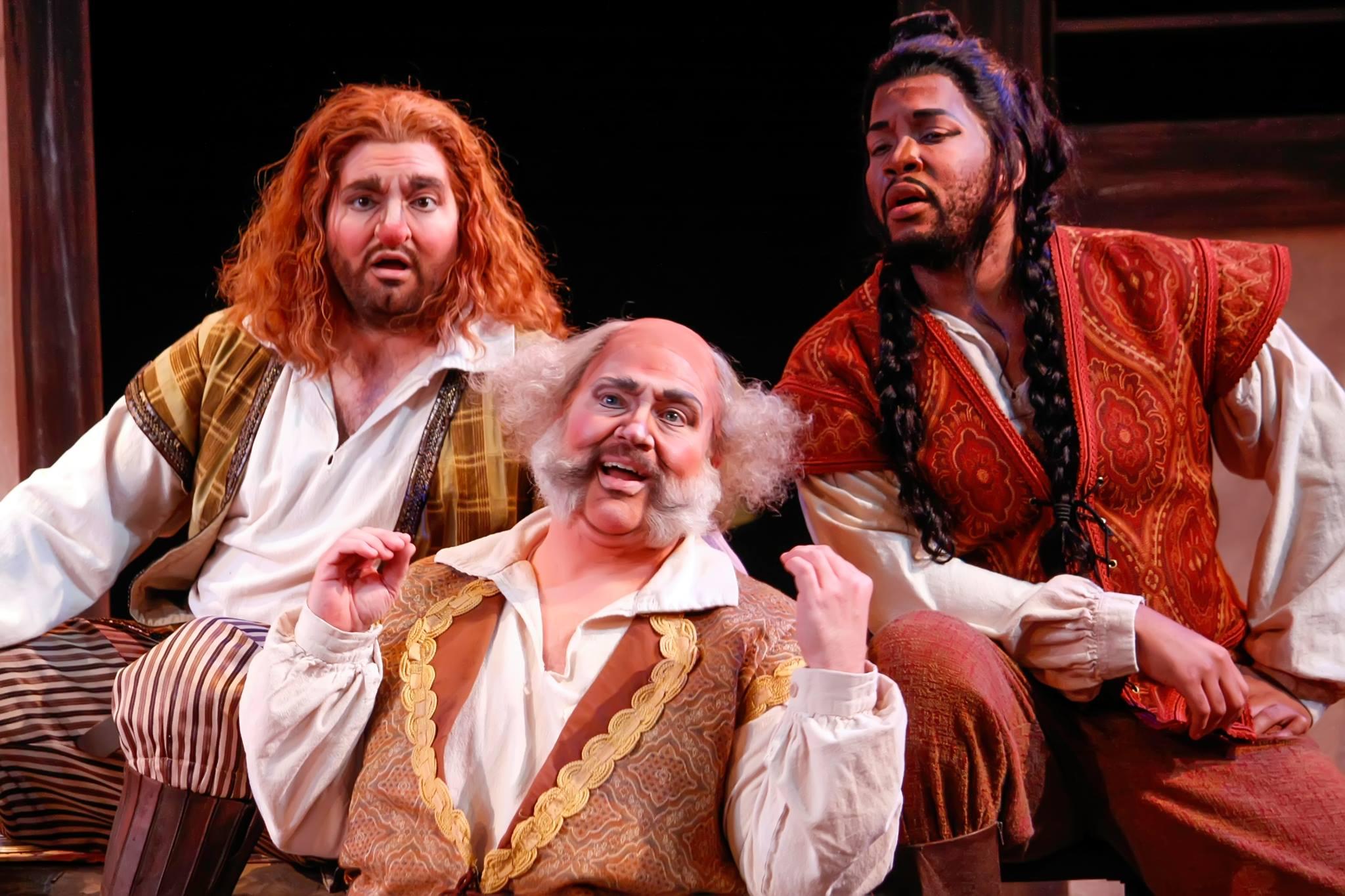"Bardolpho in Opera on the James ""Falstaff"""