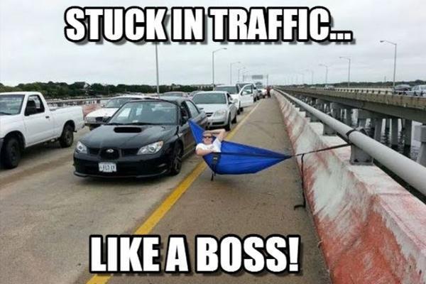 http://nonamepress.com/6-ways-to-stay-sane-in-rush-hour-traffic/