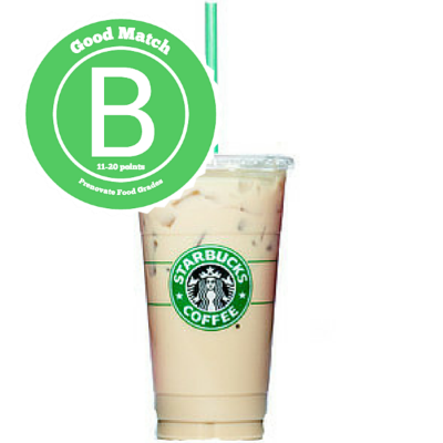 #1 Tall Starbucks Iced Coffee- With 1 packet of Sugar/No Cream