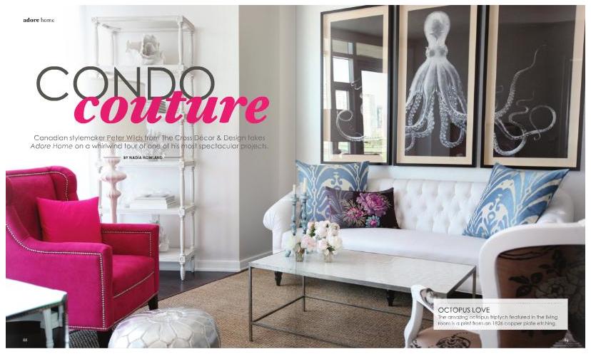 Adore Magazine Aug/Sept 2011