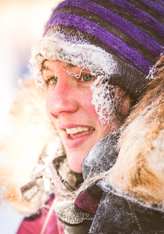 Chance Mclaren Photography_Ryne Olson Arrival_Dawson City_Yukon Quest 2017-63.jpg
