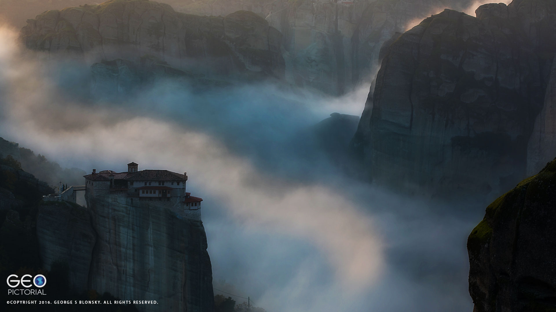 7 DAY LANDSCAPE PHOTOGRAPHY WORKSHOP TO THE MONASTERIES OF METEORA & THE WESTERN PINDOS MOUNTAINS;