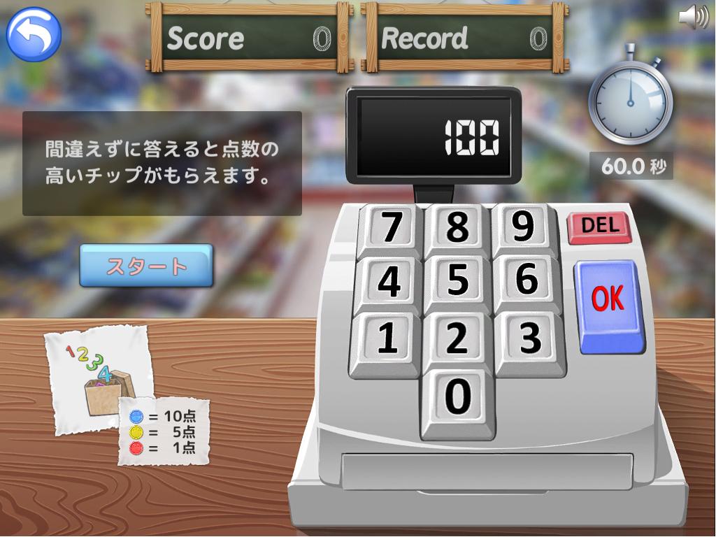 Cash Register Numbers