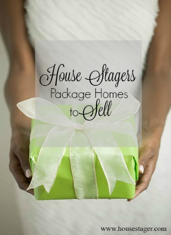 HOUSE STAGERS PACKAGE A HOME TO SELL