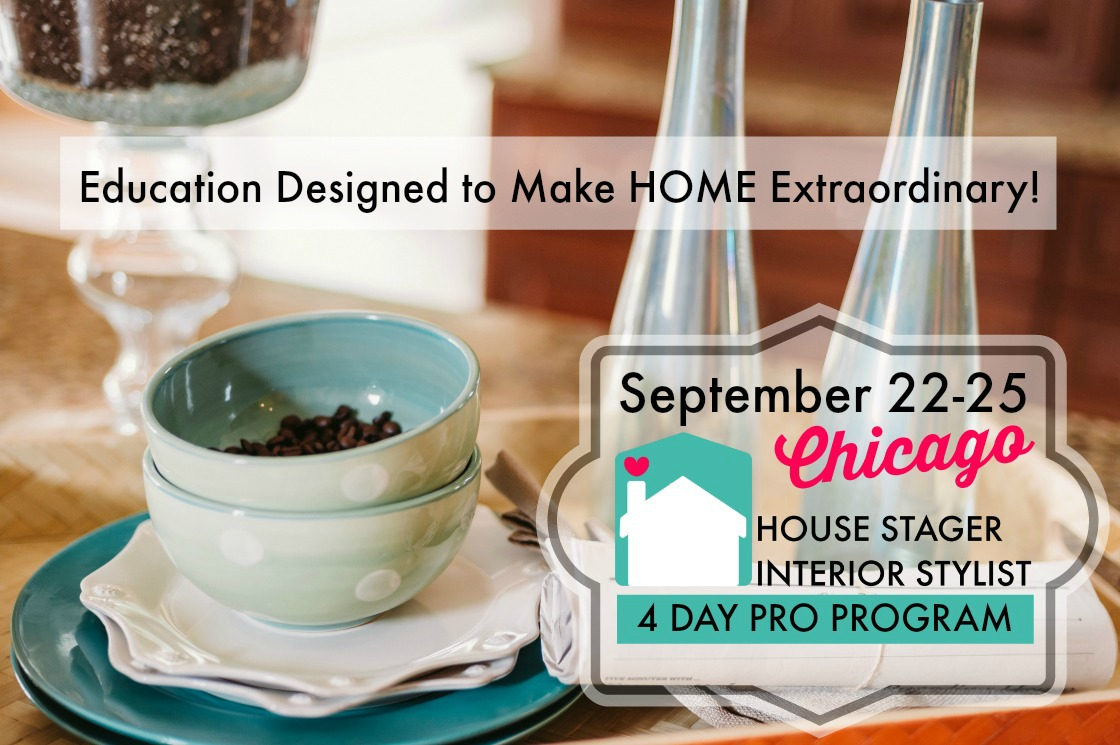HOUSE STAGER/INTERIOR STYLIST TRAINING
