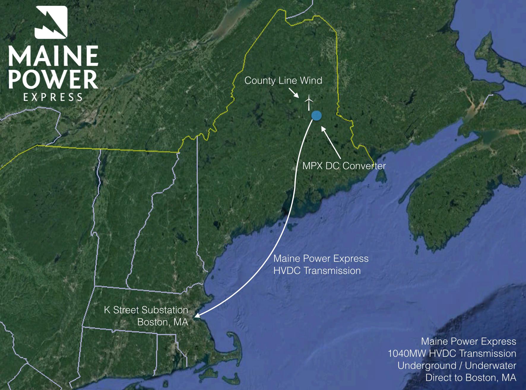 News — Maine Power Express