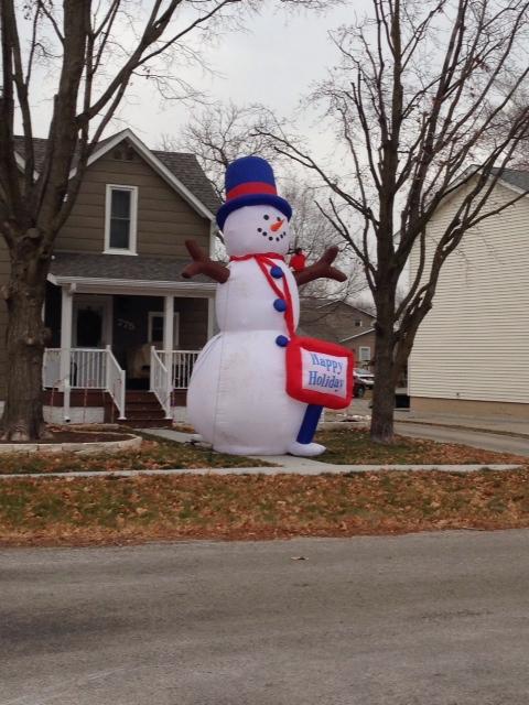 A Giant Frosty