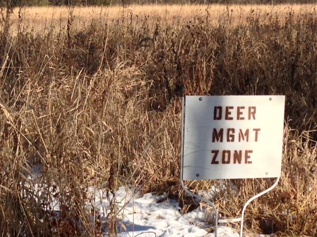 Deer Management Zone