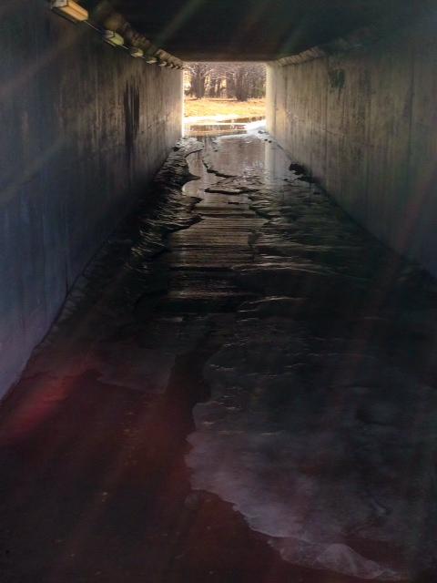 Treacherous Tunnel