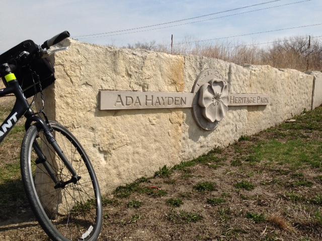 Ada Hayden Heritage Park