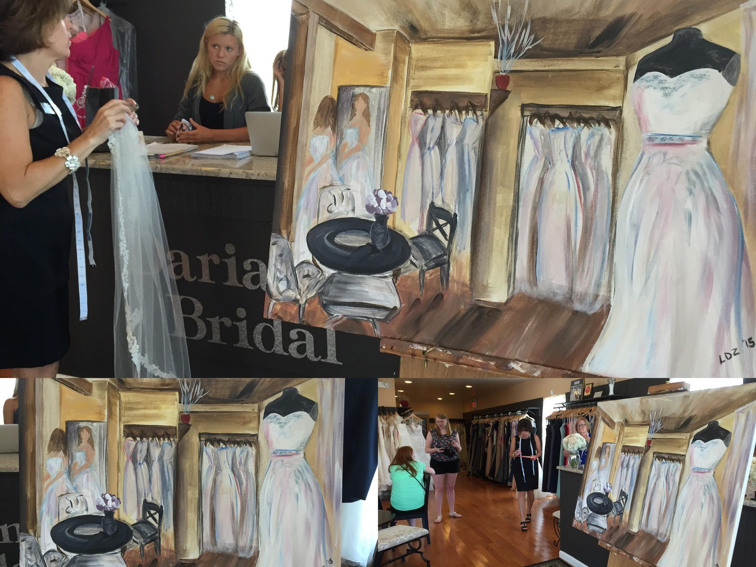 Darianna Bridal Trunk Show!