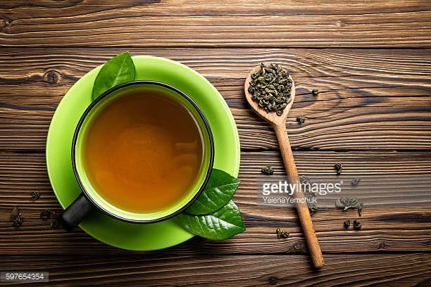 Hand Blended Green Tea -